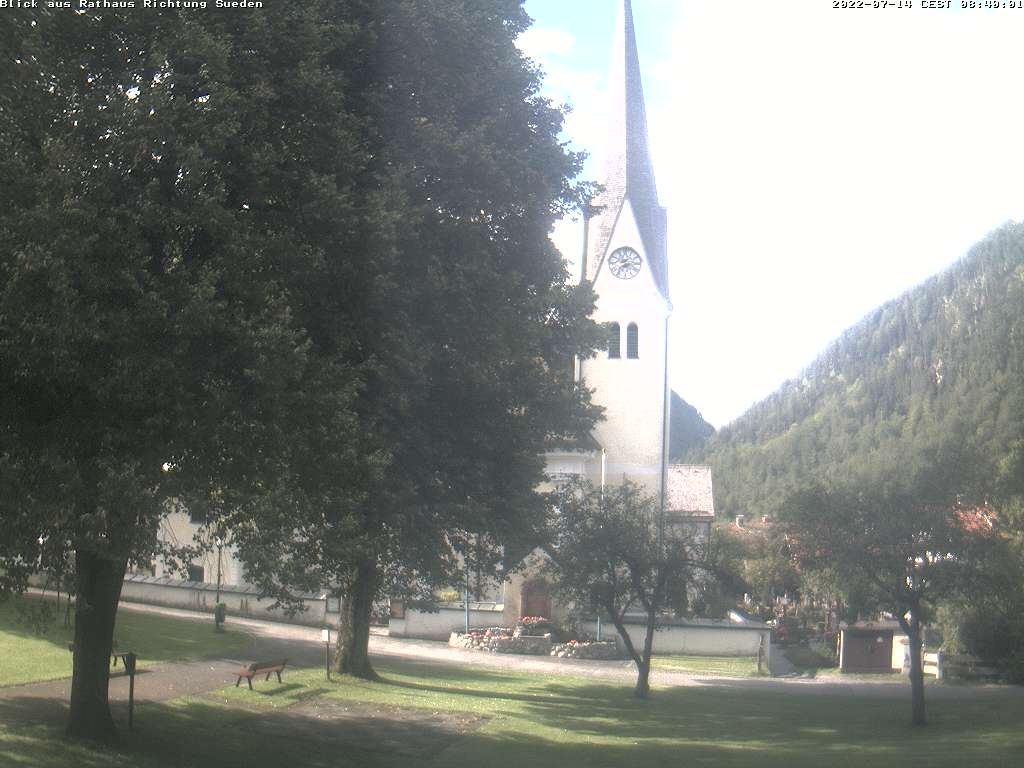 Webcam Skigebied Bayrischzell - Sudelfeld Bayrischzell - Alpen Oberbayern